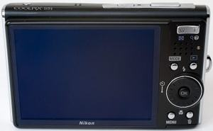 Nikon CoolPix S51 Manual-camera back sides
