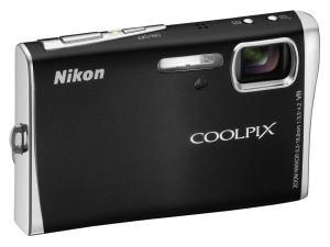 Nikon CoolPix S51C Manual - camera front face
