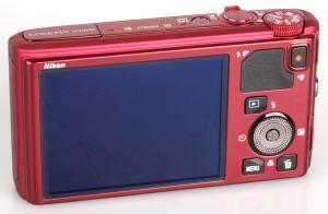 Nikon CoolPix S9400 Manual - camera back side
