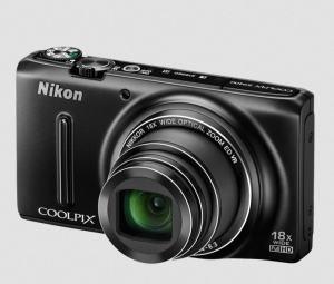 Nikon CoolPix S9400 Manual - camera front face