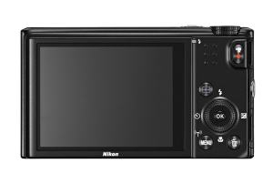 Nikon CoolPix S9600 Manual - camera back side