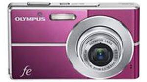 Olympus FE-3010 Manual - camera front face