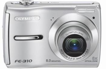 Olympus FE-310 Manual User Guide and Product Specification
