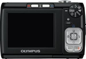 Olympus FE-310 Manual-camera back side