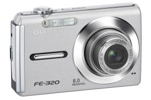Olympus FE-320 Manual User Guide and Camera Specification