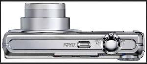 Olympus FE-320 Manual - camera side