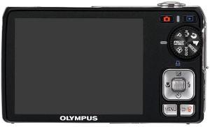 Olympus FE-350 Manual - camera back side