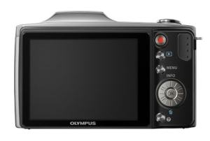 Olympus SZ-14 Manual - camera back side