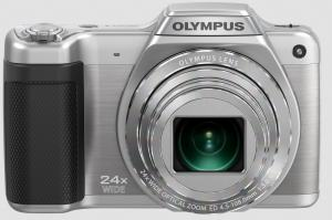 Olympus SZ-15 Manual; Manual of Super Zoom Digital Camera for Casual Photography