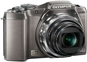 Olympus SZ-16 iSH Manual for Olympus Super Zoom Compact Camera