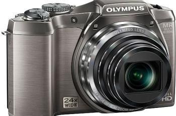 Olympus SZ-16 iSH Manual for Olympus Super Zoom Compact Camera