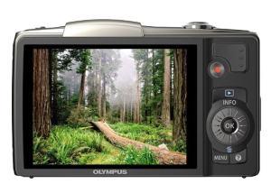 Olympus SZ-20 Manual - camera back side