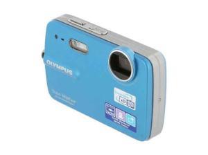 Olympus Stylus-550WP Manual - camera side