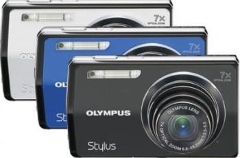 Olympus Stylus-7000 Manual User Guide and Product Specification