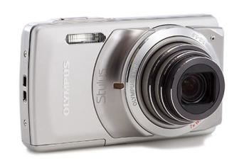 Olympus Stylus-7010 Manual - camera front face