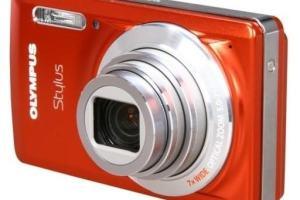 Olympus Stylus-7030 Manual - camera side