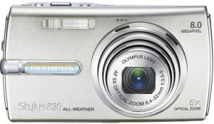 Olympus Stylus 830 Manual for Olympus Tough Compact Camera