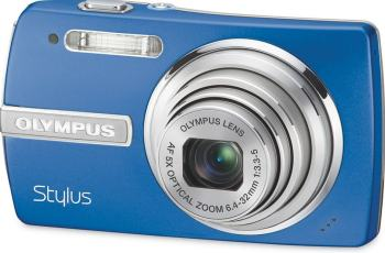 Olympus Stylus 840 Manual - camera front face