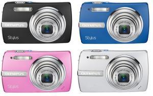 Olympus Stylus 840 Manual - camera variant