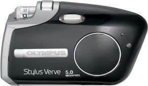 Olympus Stylus Verve S Manual; Manual of Olympus Chic and Versatile Camera