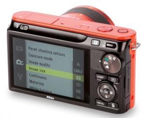 Nikon 1 J2 Manual - camera back side