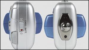 Nikon CoolPix 2500 Manual - camera side
