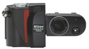 Nikon CoolPix 4500 Manual User Guide and Camera Specification