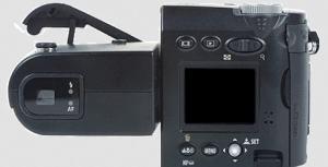 Nikon CoolPix 4500 Manual - camera back side