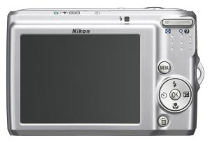 Nikon CoolPix L15 Manual - camera back side