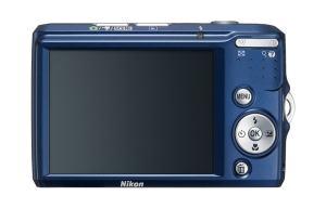 Nikon Coolpix L18 Manual - camera back side