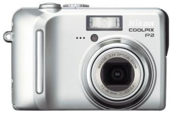 Nikon Coolpix P2 Manual for Your Nikon CoolPix P1's Sibling