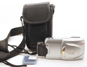 Olympus D-400 Zoom Manual - camera set