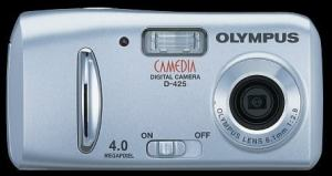 Olympus D-425 Manual User Manual Guide and Product Specification