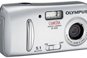 Olympus D-435 Manual User Guide and Product Specification