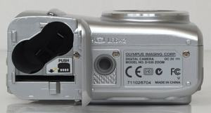 Olympus D-535 Zoom Manual - CAMERA SIDE