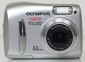 Olympus D-535 Zoom Manual for Olympus Camera with Portability and Easy Handling
