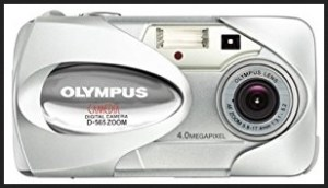 Olympus D-565 ZOOM Manual User Guide and Product Specification