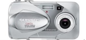 Olympus D-575 Zoom Manual User Guide and Product Specification
