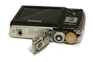 Olympus FE-45 Manual - camera side