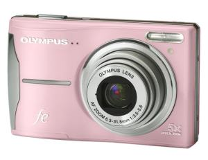 Olympus FE-46 Manual User Guide and Product Secification