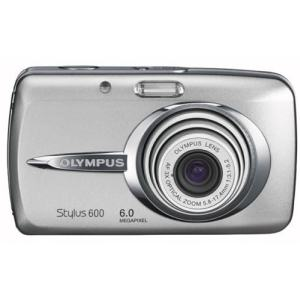 Olympus Stylus 600 Manual - camera front face