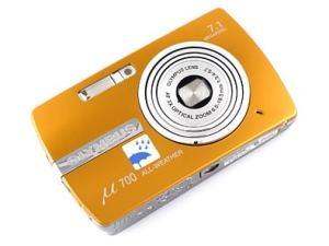 Olympus Stylus 700 Manual - camera side