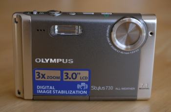 Olympus Stylus 730 Manual for Olympus Weatherproof Camera with Limitless Functions