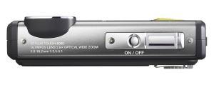 Olympus Stylus Tough 6000 Manual - camera side