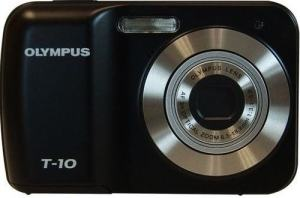 Olympus T-10 Manual User Guide and Product Specification