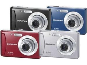 Olympus T-100 Manual - camera variant