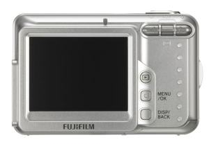 Fujifilm FinePix A700 Manual - camera back side