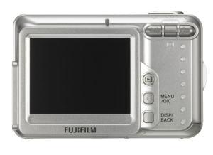 Fujifilm FinePix A700 Manual - camera back side