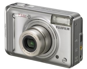 Fujifilm FinePix A700 Manual - camera front face