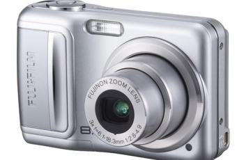 Fujifilm FinePix A850 Manual User Guide and Product Specification
